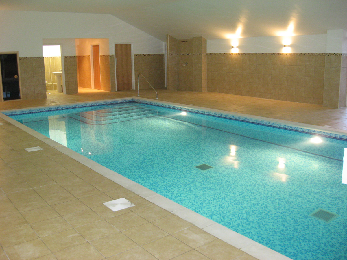 Case study six abs pools for Ludlow hotels with swimming pool